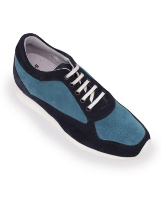 Matera Bicolor Azul