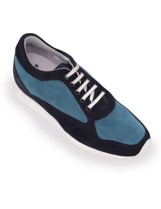 Matera Bicolor Blau